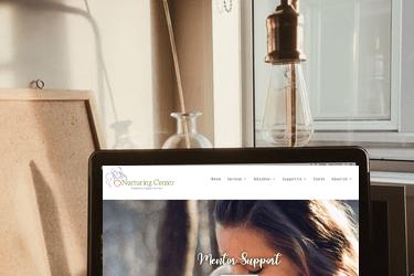 The Nurturing Center: New Website