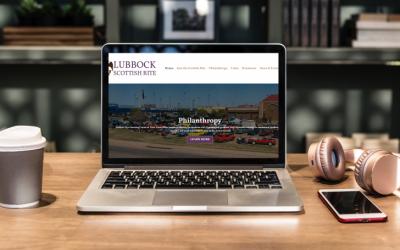 Lubbock Scottish Rite: New Website