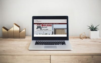 White Building Materials: New Website